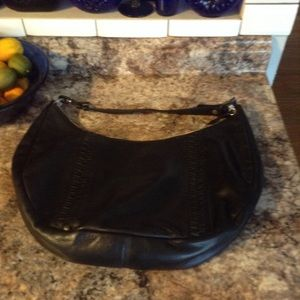 Ralph LAUREN Large Leather HOBO Bag